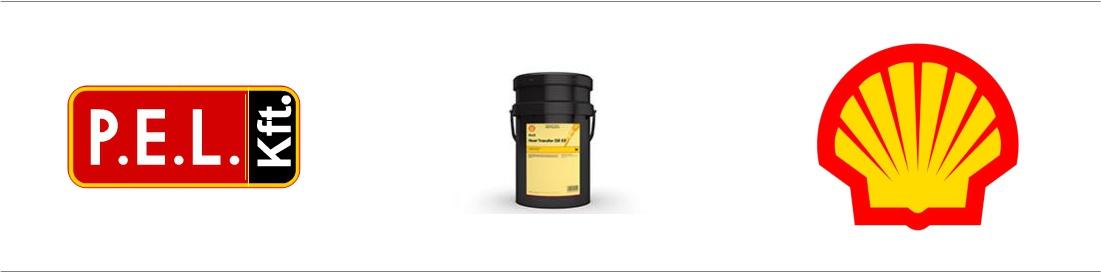 Shell Heat Transfer - Hőkőzlő olajok