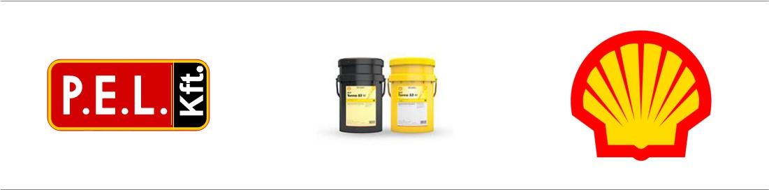 Shell Tonna - Szánkenő olajok