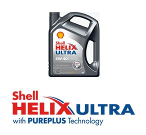 Shell Helix motorolajok